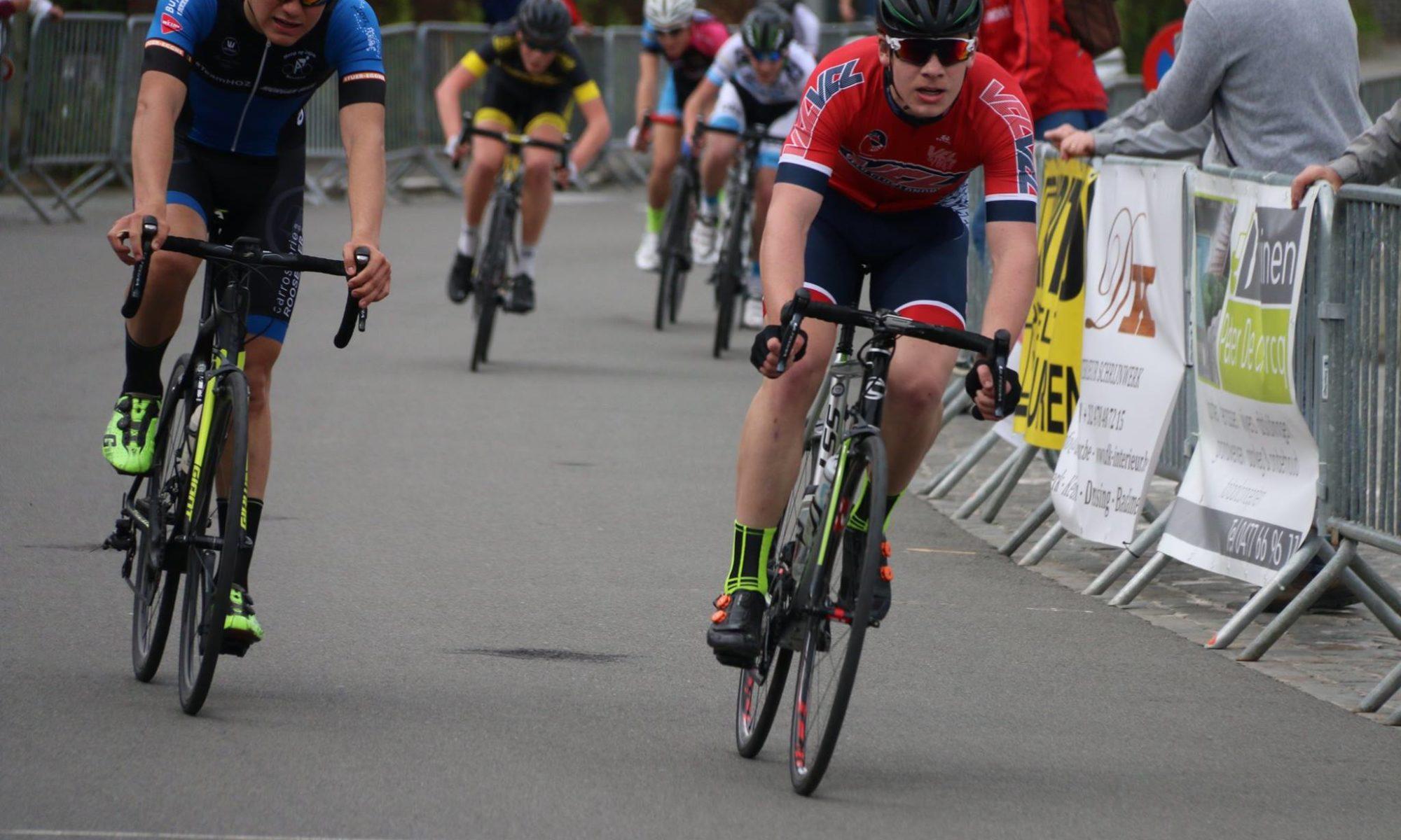 Tom Portsmouth wins at Petegem