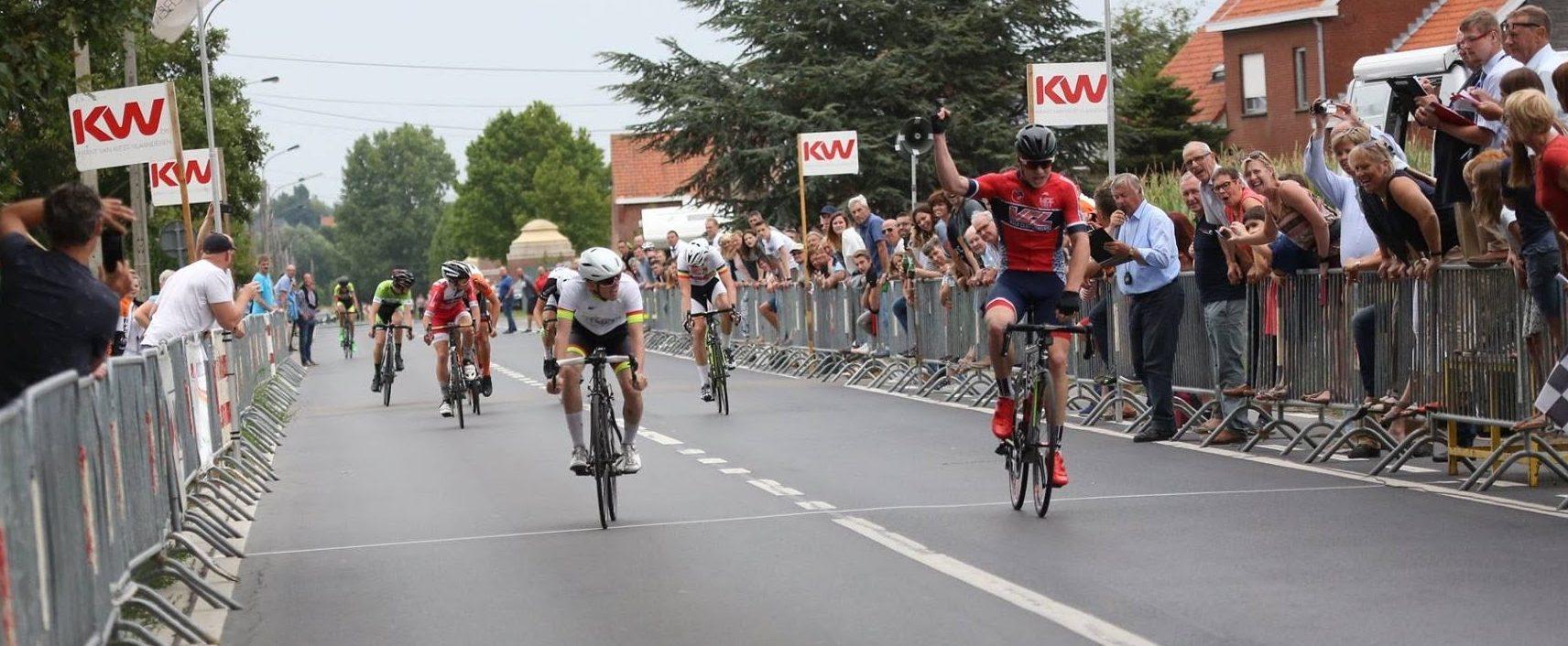 Tom Portsmouth wins at Langemark